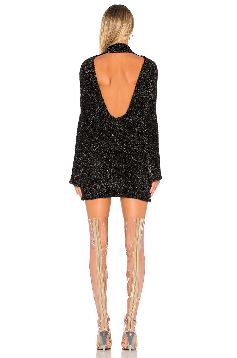 Off White C O Virgil Abloh Synthetic Sexy Knit Dress In