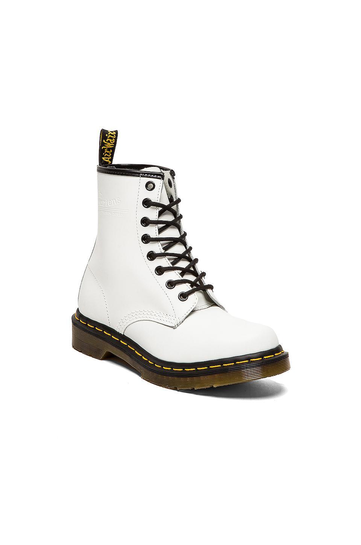 Dr. Martens 1460 8 Eye Boot in White