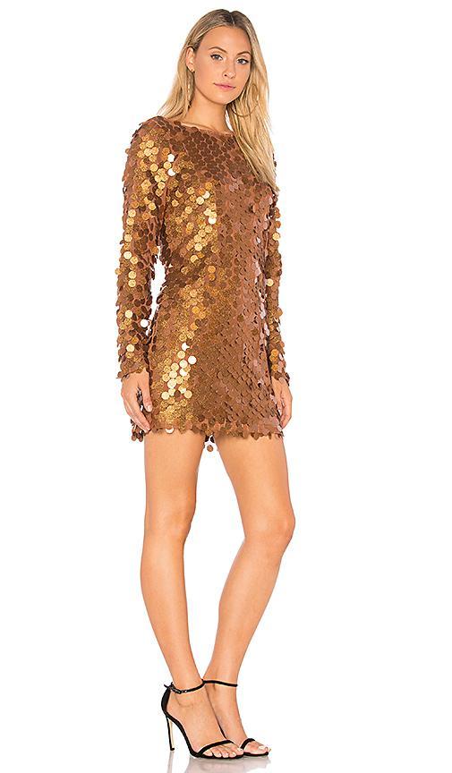 a4eeb48c7a Lyst - Motel Malia Sequin Dress