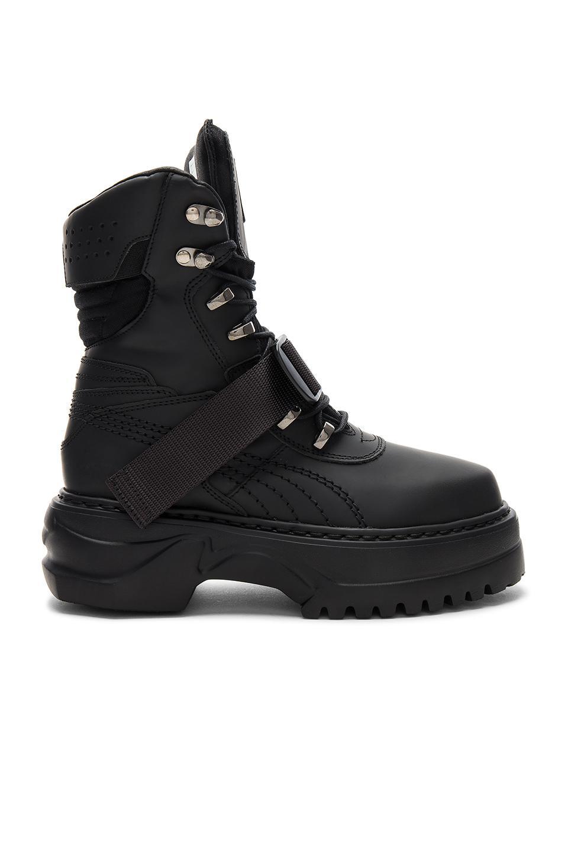 f12d791f8fbf54 PUMA Winter Boot in Black for Men - Lyst