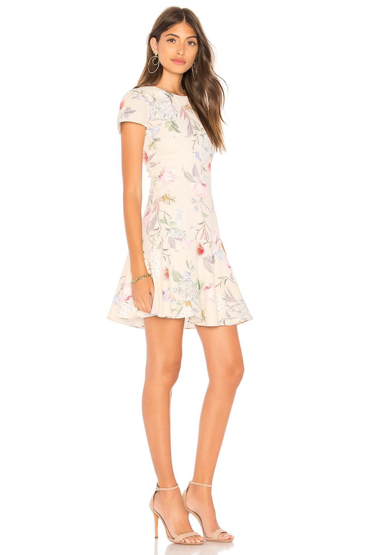 Amanda Uprichard Hudson Dress Lyst