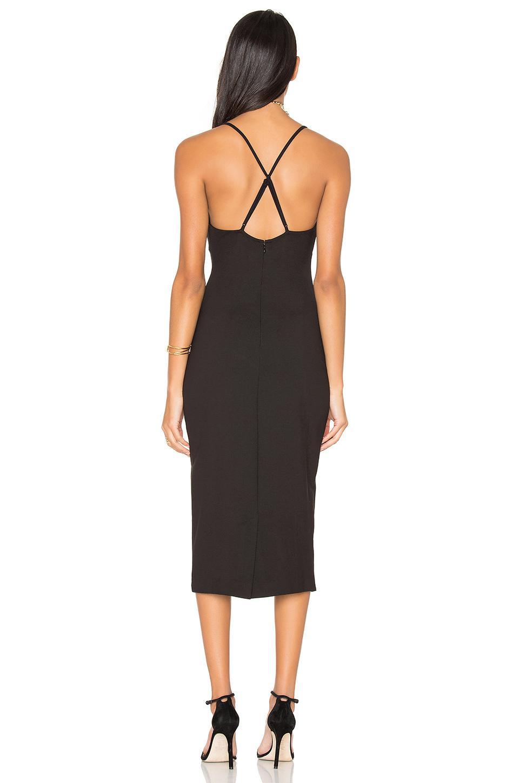 8c269e6b728 Lyst - Kendall + Kylie Bralette Dress in Black