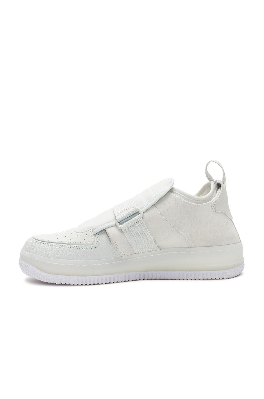 Nike Leather Explorer Sneaker in White