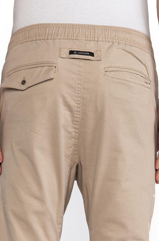 Zanerobe Cotton Sureshot in Tan (Brown) for Men
