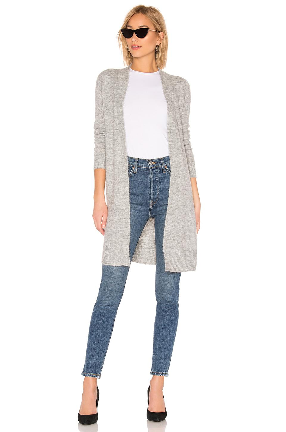 adf1597a03 Lyst - Amuse Society Isn t That Rich Sweater in Gray