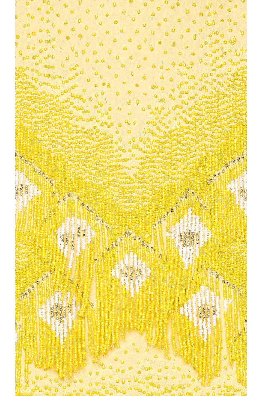 Falda marley X By NBD de Tejido sintético de color Amarillo