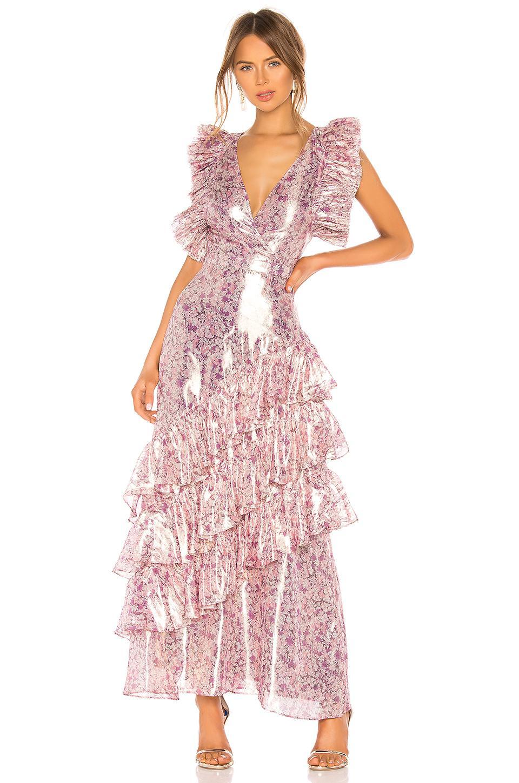 f0810e1115f7 LoveShackFancy Angelica Dress in Pink - Lyst