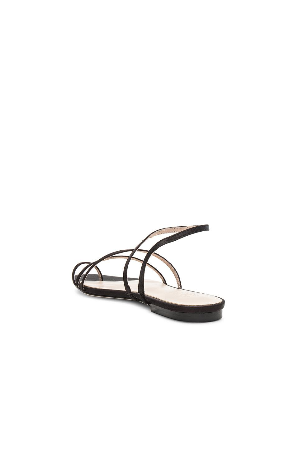 46155c848a7e RAYE X House Of Harlow 1960 Isolla Sandal in Black - Lyst