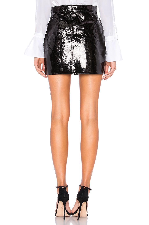 69032454e8 Aje. Peggy Mini Skirt in Black - Lyst