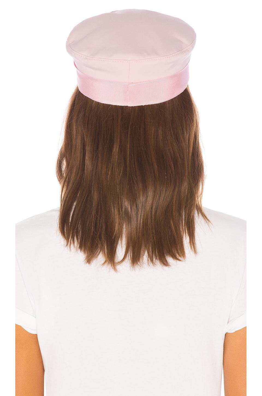 Ruslan Baginskiy - Pink Baker Boy Cap - Lyst. View fullscreen 0d4a754fff9a