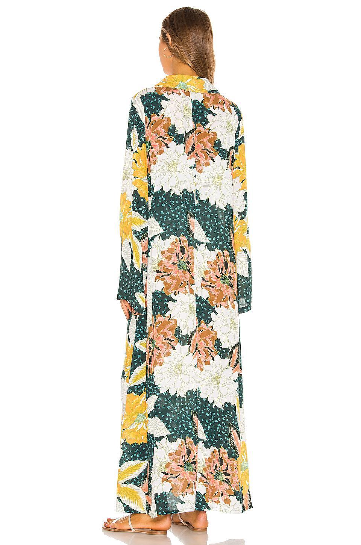 The hendrix kimono lovewave