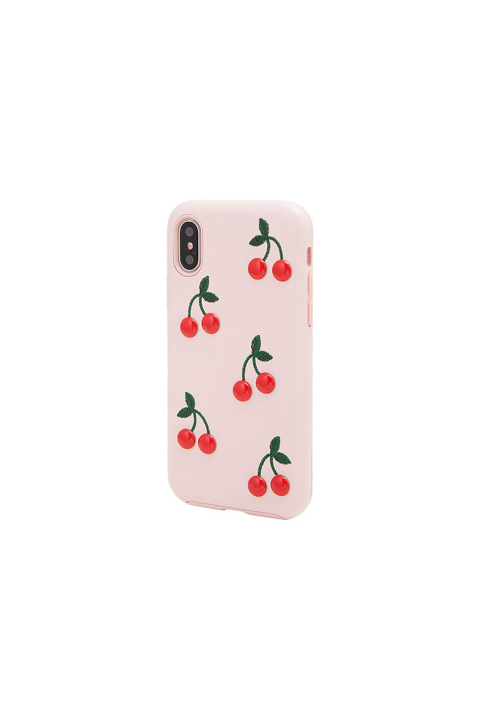 huge selection of 537f9 1c143 Sonix Pink Patent Cherry Iphone Xs/x Case
