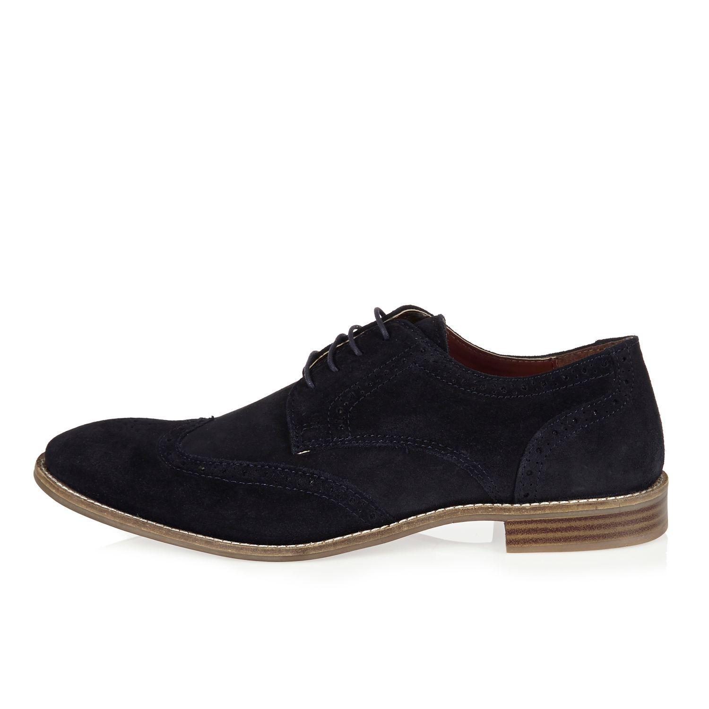 River Island Smart Shoes Black Uk