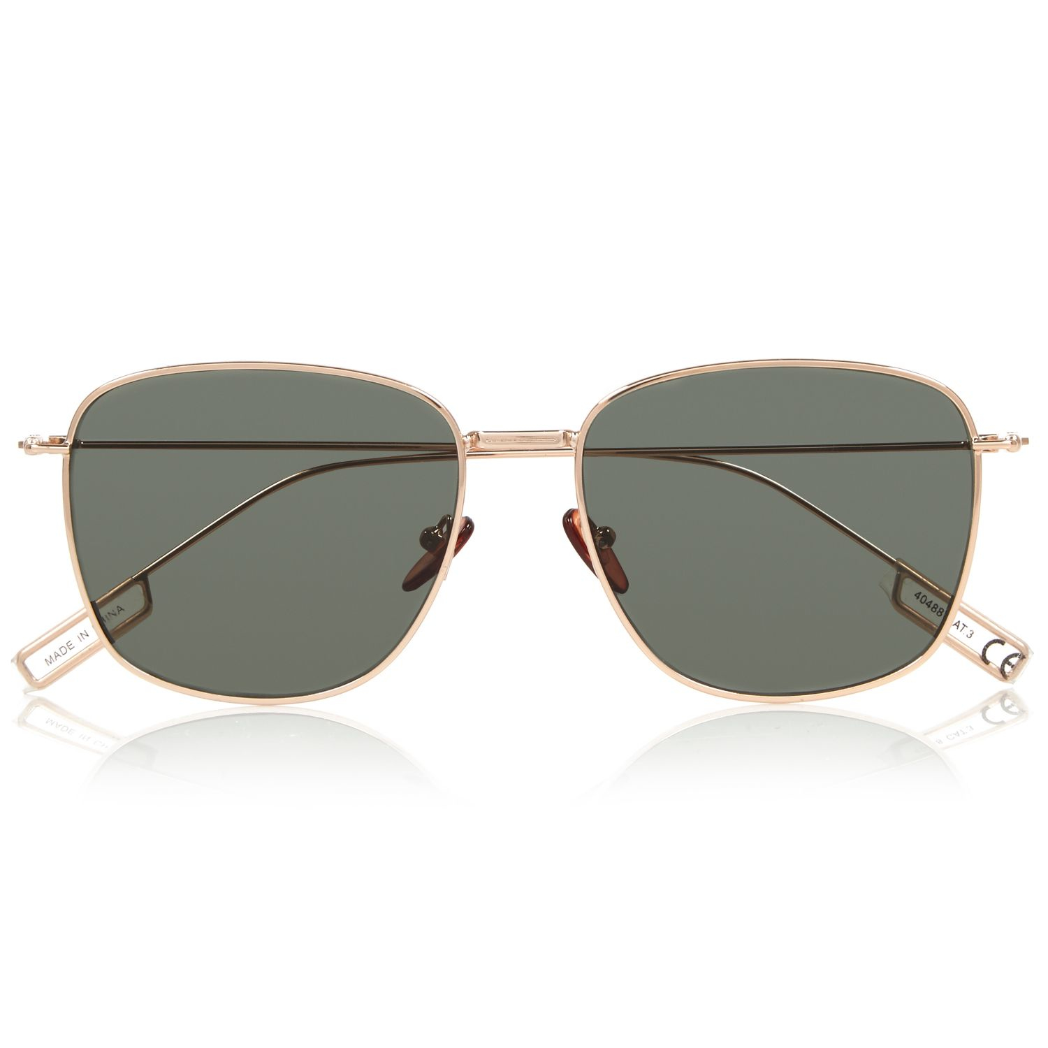 d21893d3cb60 Gold Tinted Sunglasses Mens