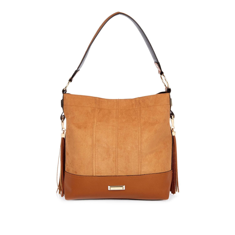 Handbags Brown River Island
