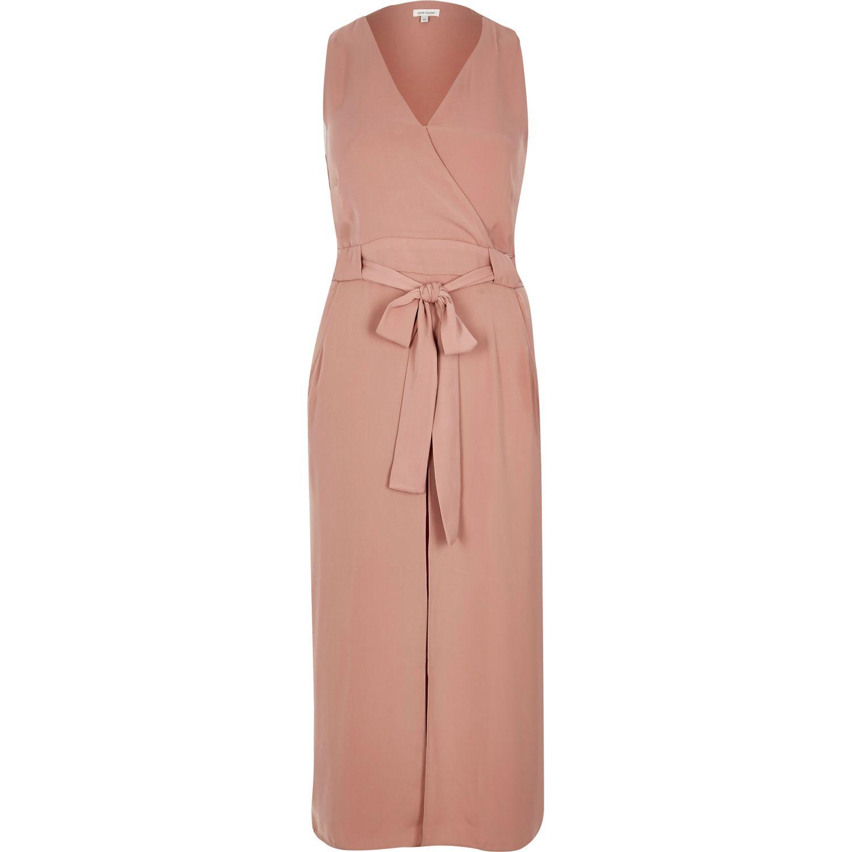 Belted Midi Dress