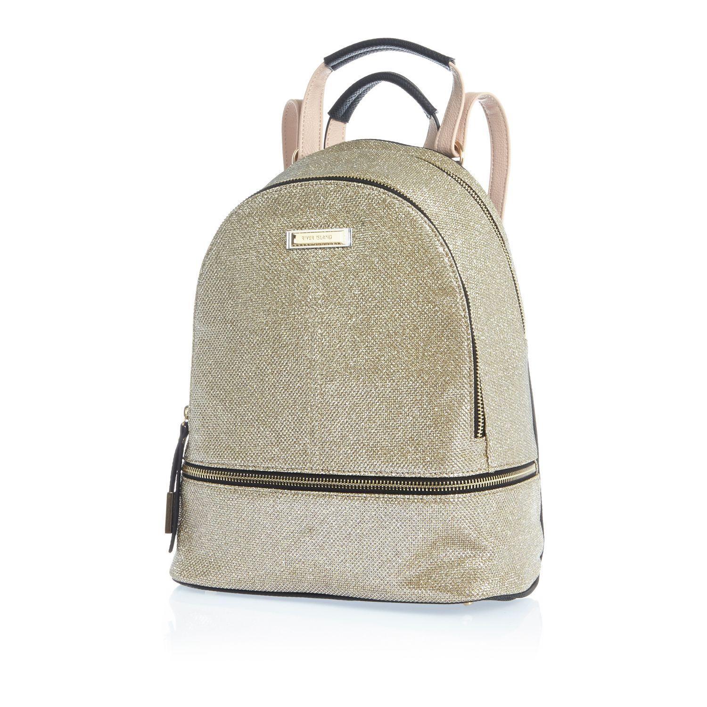 29c81087458 Pink Silver Glitter Backpack- Fenix Toulouse Handball