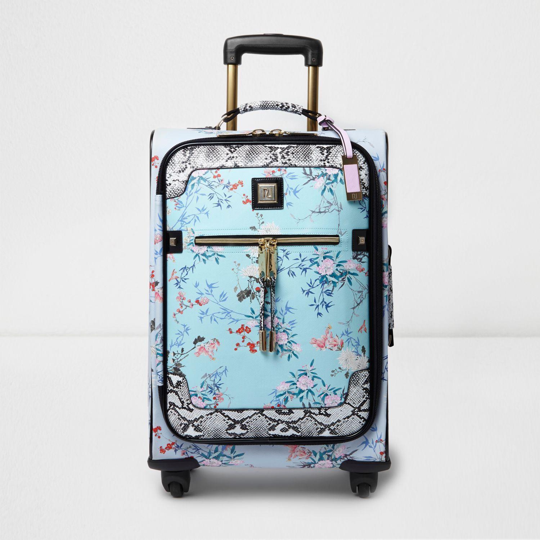 River Island Luggage Tag