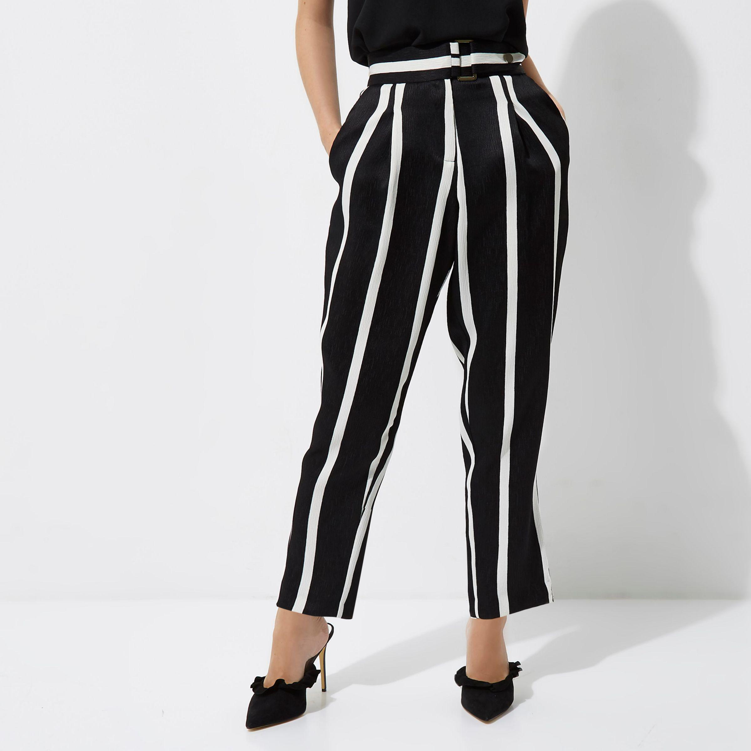 River Island Womens Petite tapered leg trousers Clearance The Cheapest Lowest Price Cheap Online C12l8ioN