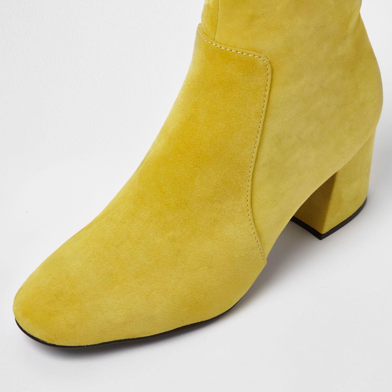 Plastic Suede Shoes