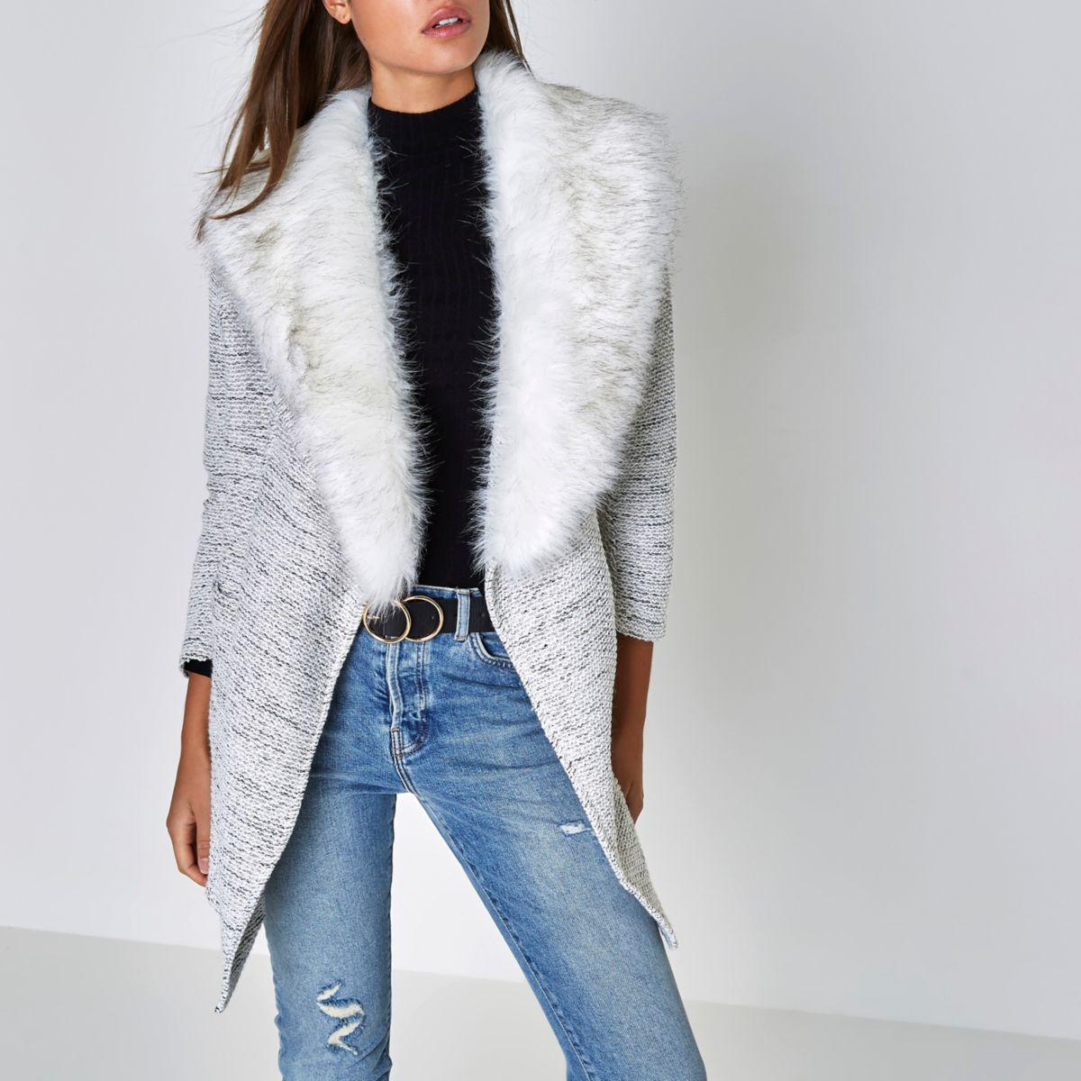 River Island Grey Jacket