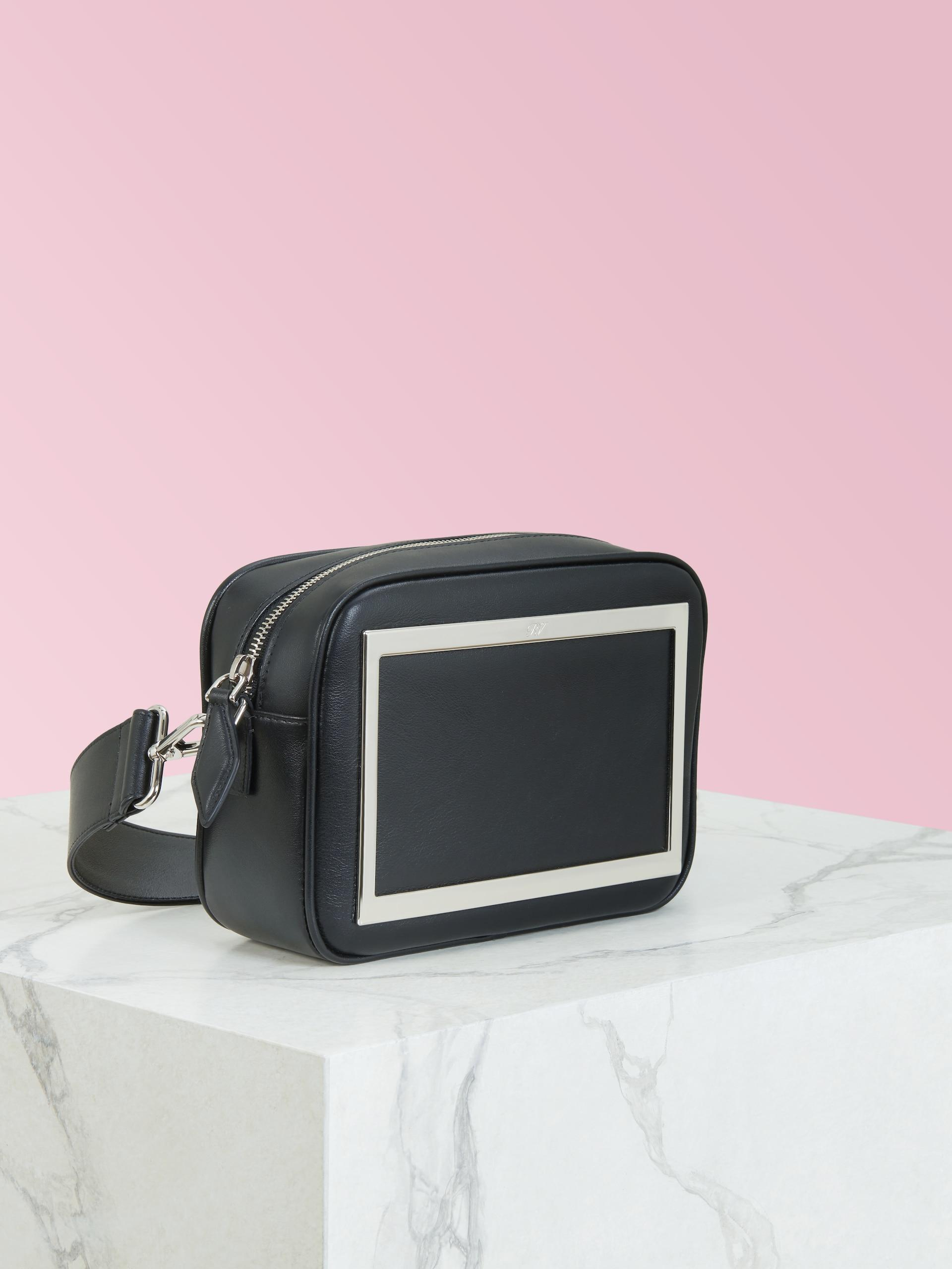 Camera Bag Roger Vivier en coloris Noir