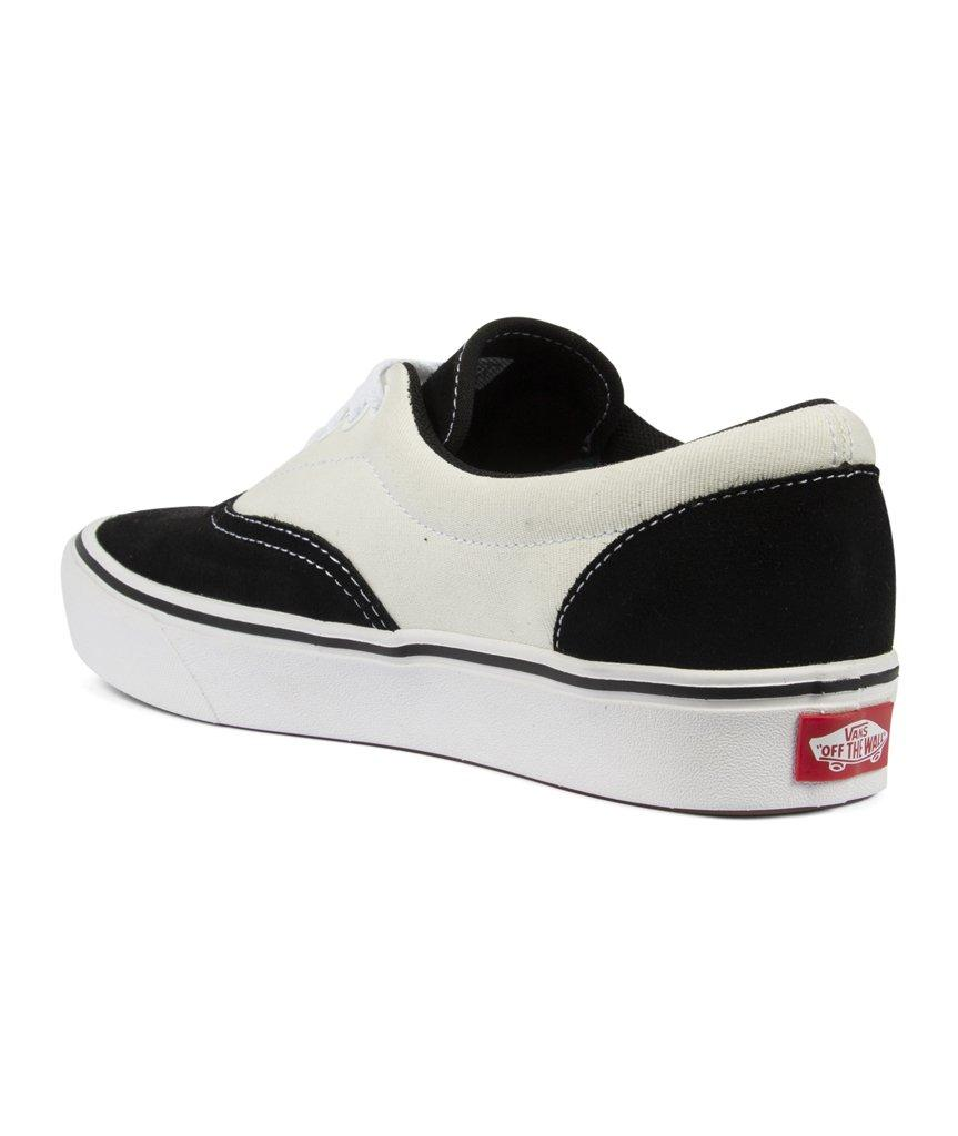 Vans Ua Comfy Cush Era Suede   Canvas Black in Black for Men - Lyst f60d784a0