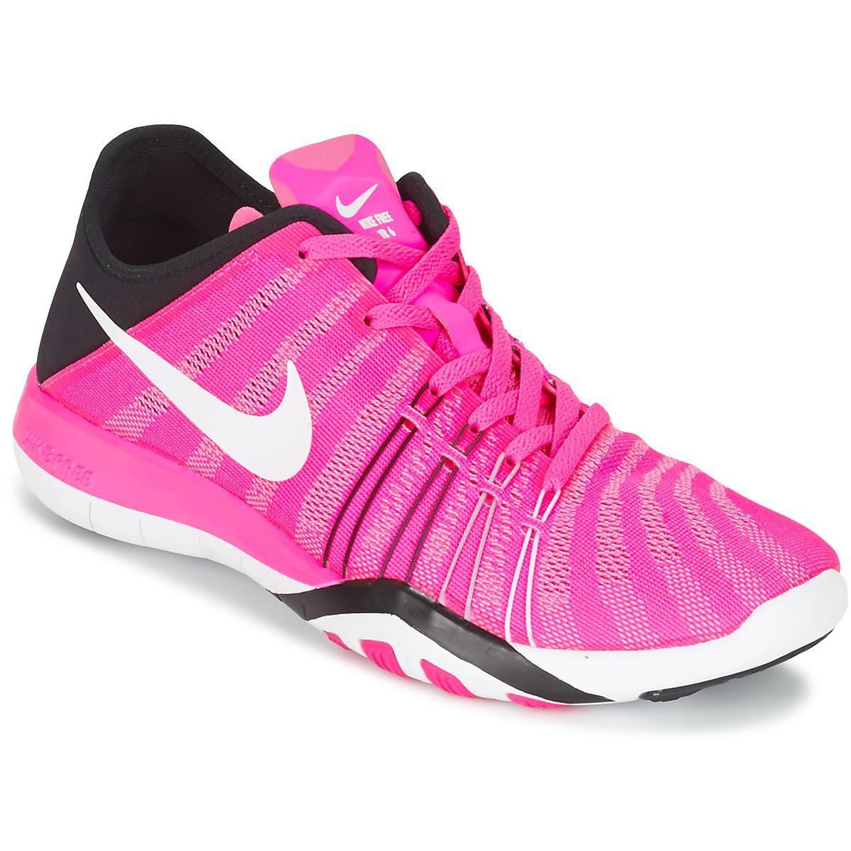 d91f1868e7a45 ... switzerland nike. womens pink free trainer e066b 93232