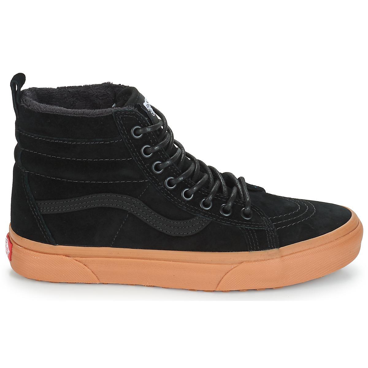 Vans - Black Sk8-hi Mte Shoes (high-top Trainers) - Lyst. View fullscreen 027862edf