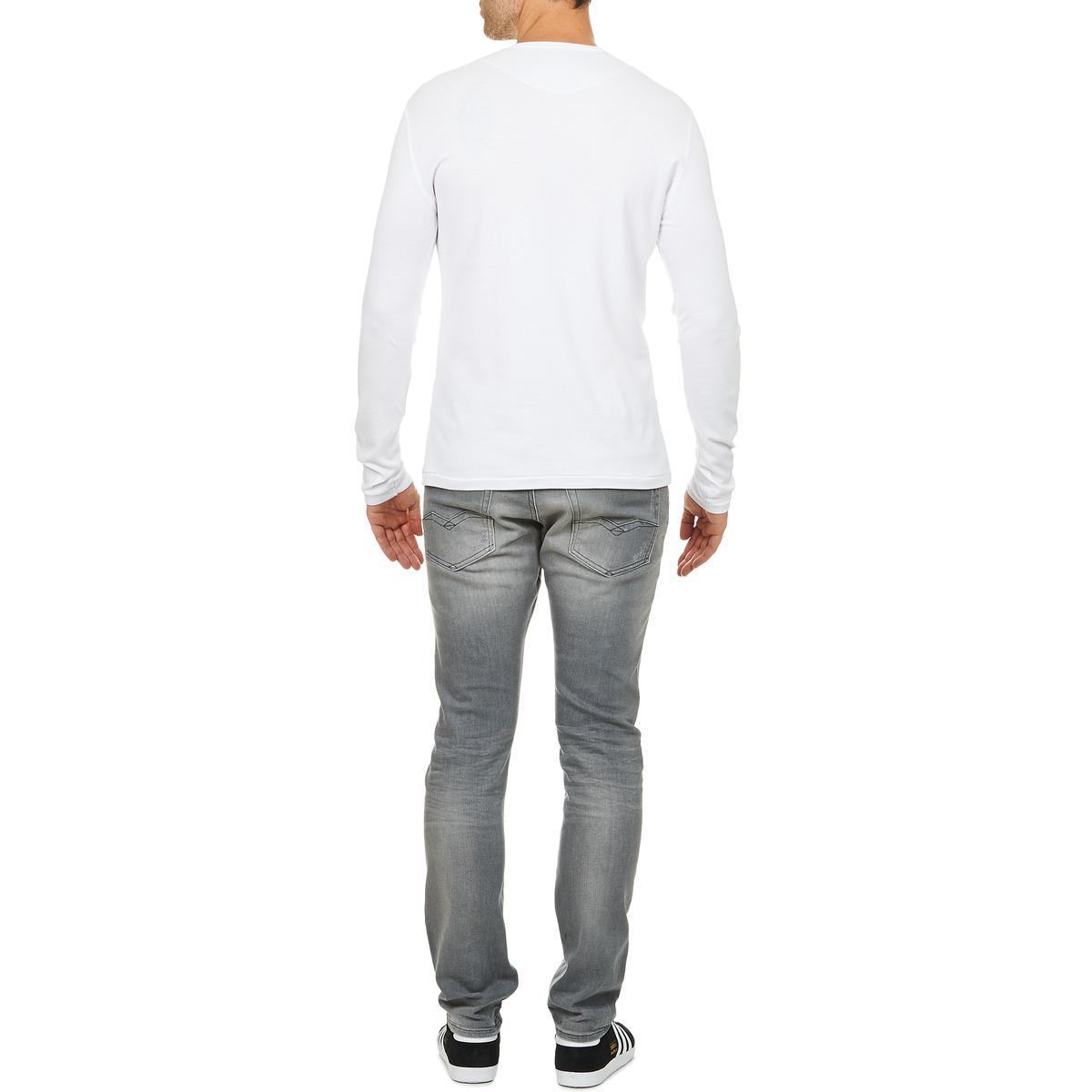 Replay Denim Waiton Jeans in Grey (Grey) for Men