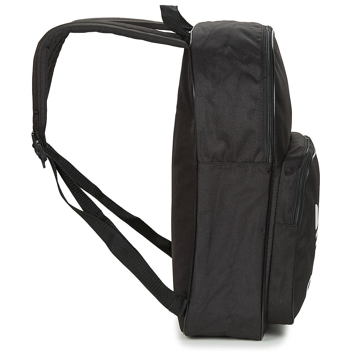 9bff38bed2a0 Adidas - Black Bp Clas Trefoil Backpack - Lyst. View fullscreen