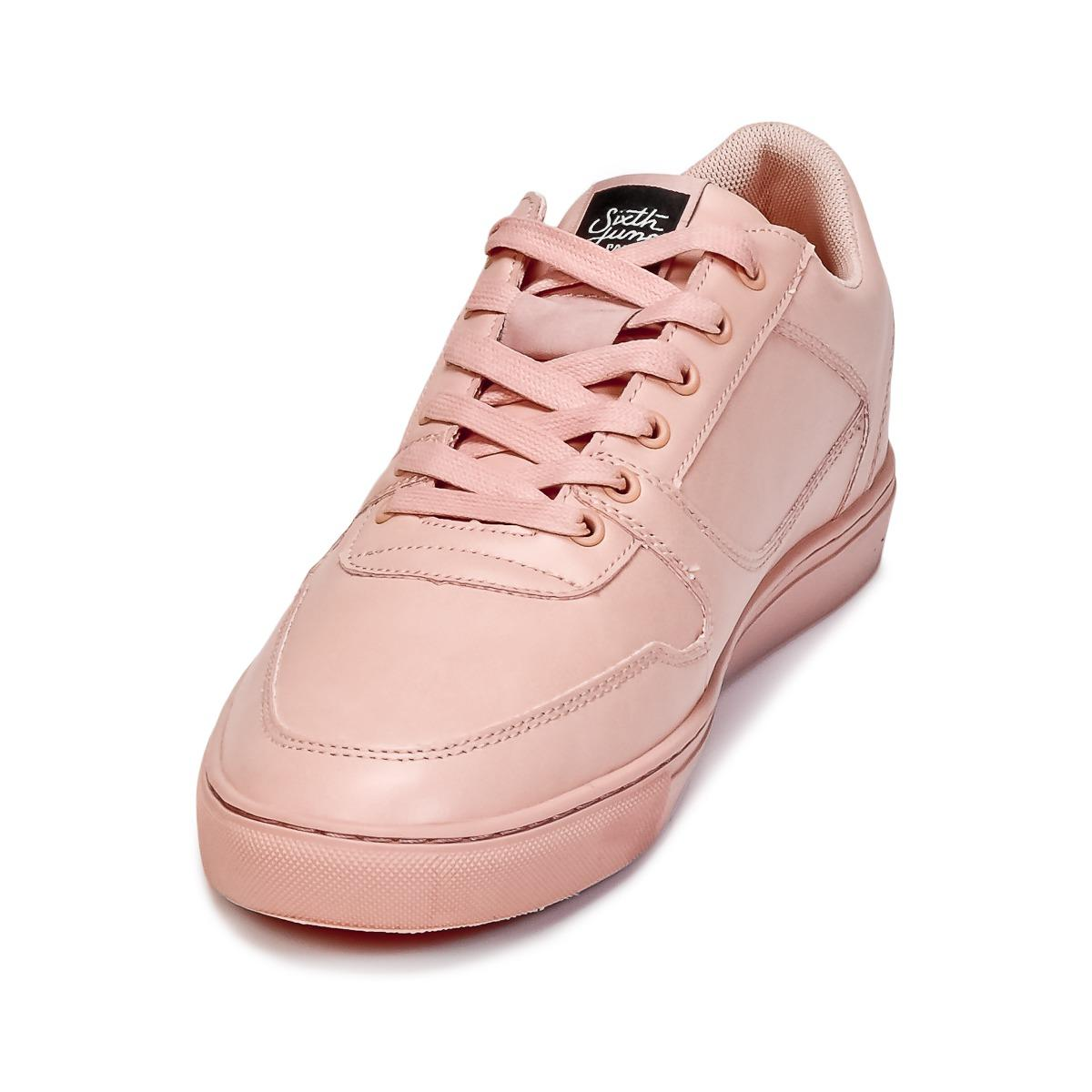 Sixth June Seed Essential Shoes (trainers) in Pink for Men