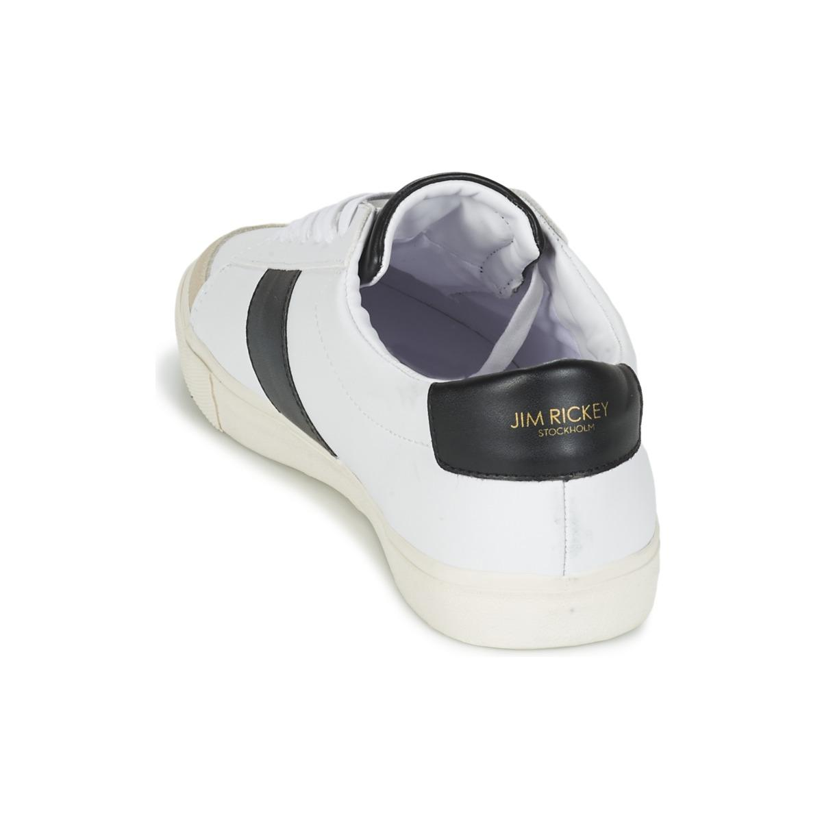 Jim Rickey Synthetic Gusten Shoes (trainers) in White for Men
