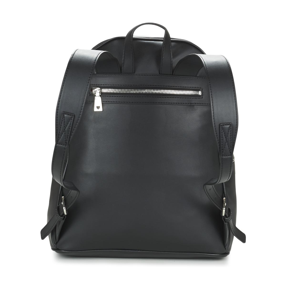 Love Moschino Synthetic Jc4259pp03 Backpack in Black