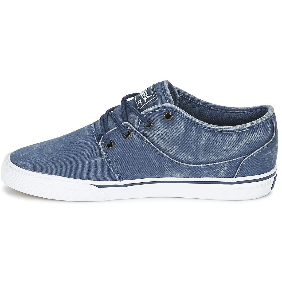 Globe Mahalo Shoes (trainers) in Blue for Men