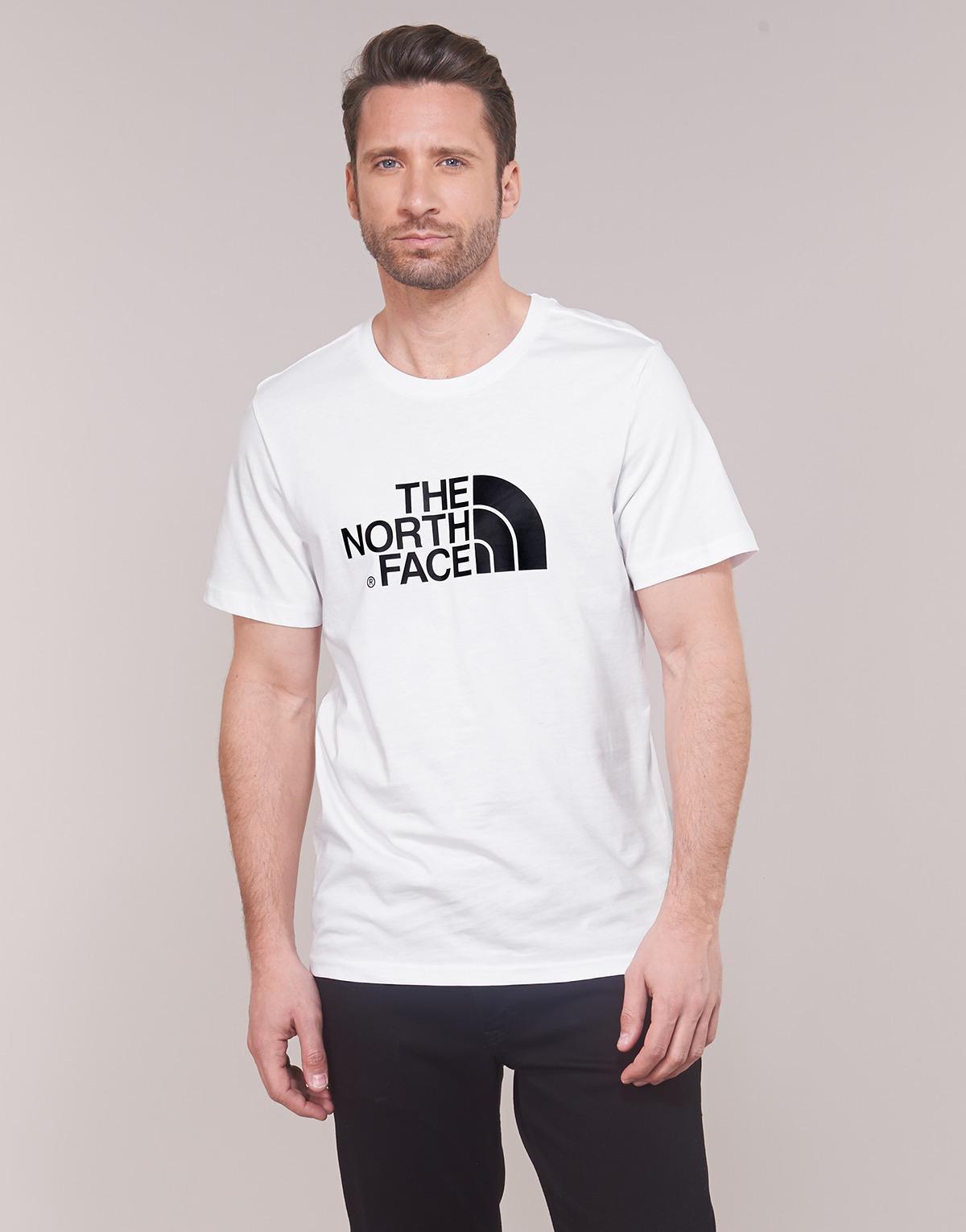d792c05c4 White Men's S/s Easy Tee T Shirt
