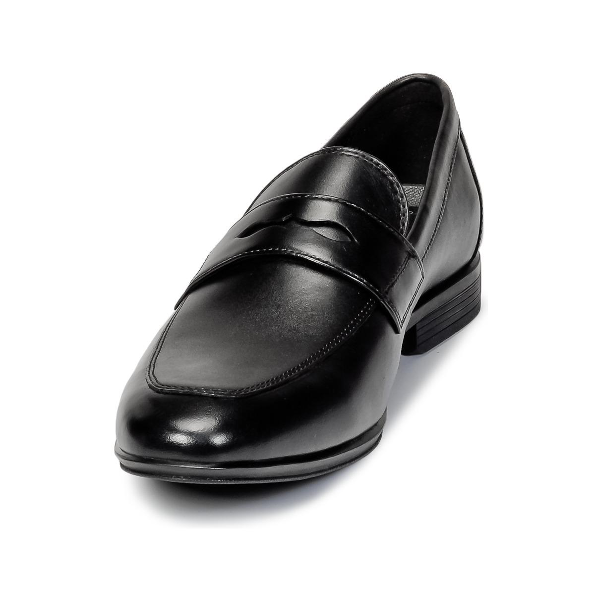 Rockport Sc Penny Loafers / Casual Shoes in Black for Men ...