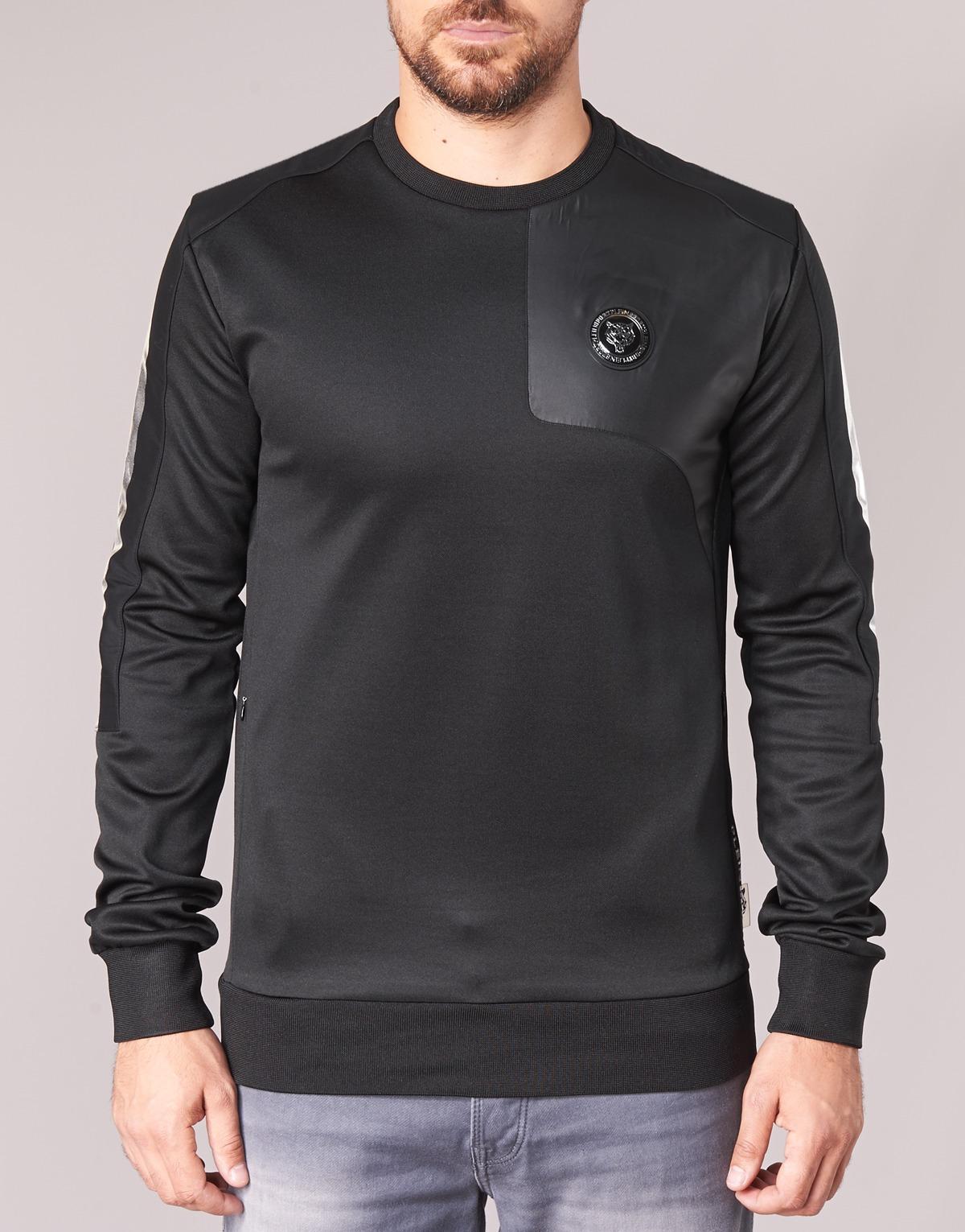 Philipp Plein Black Version Sweatshirt for Men