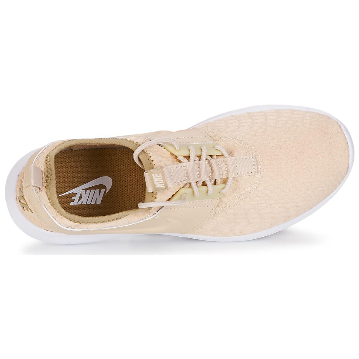 Nike Synthetic Juvenate Se W Shoes (trainers) in Beige (Natural)