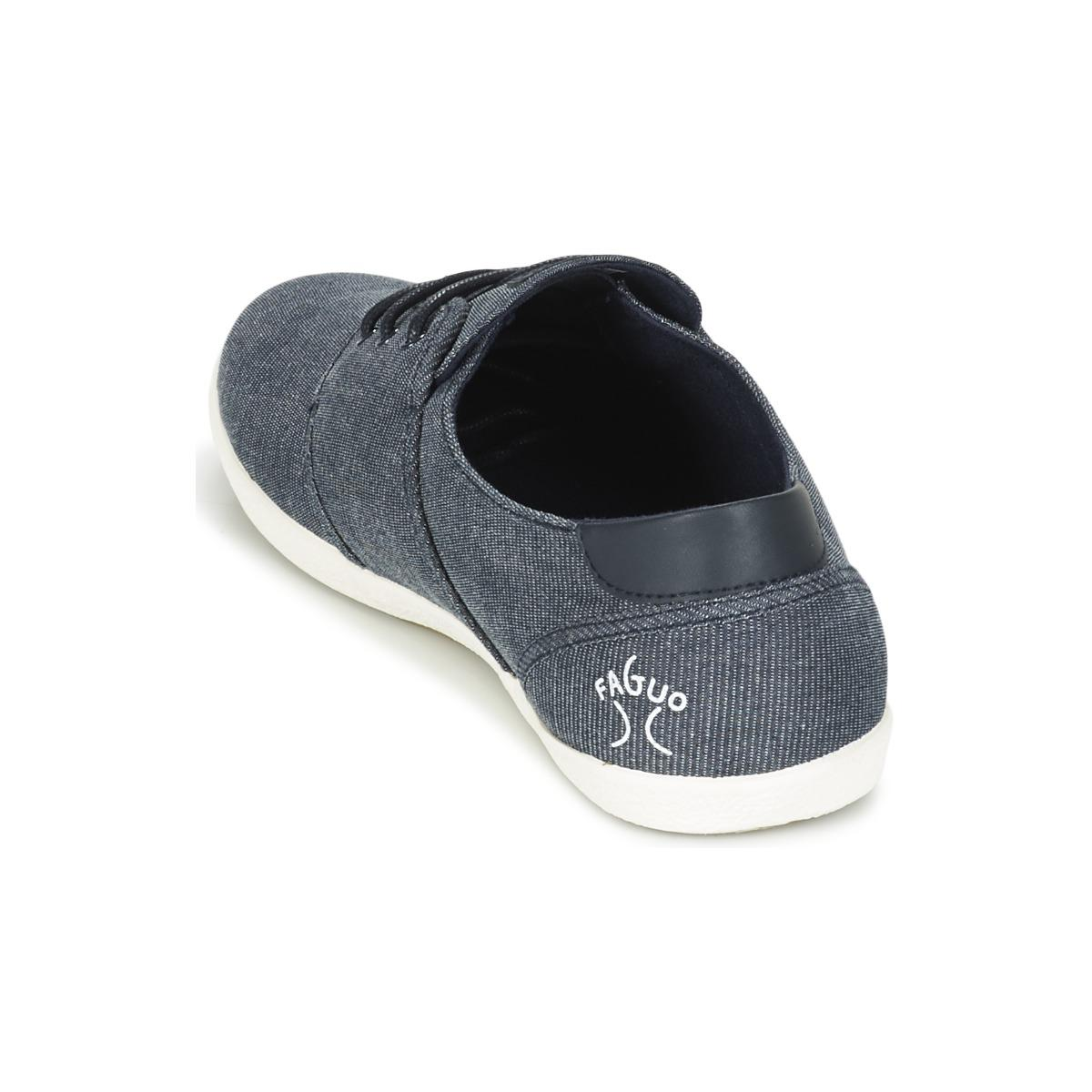 Faguo Cypress Shoes (trainers) in Blue for Men