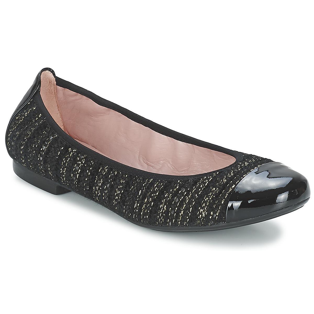 203096e5f0c2 Pretty Ballerinas Shirley Shoes (pumps   Ballerinas) in Black - Save ...