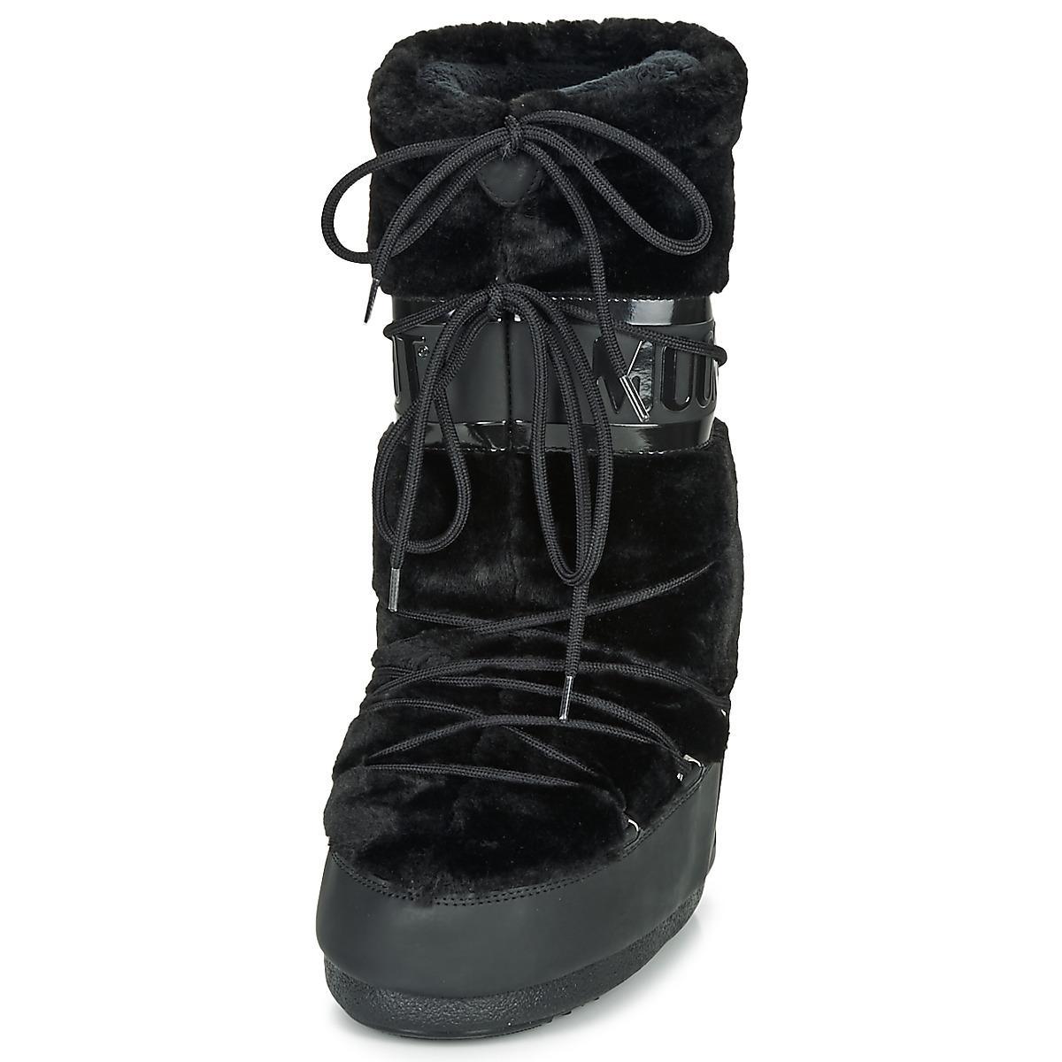 Classic Faux Fur Snow Boots