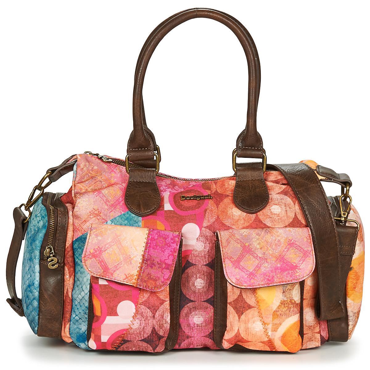 c3d3a05d932 Desigual Colorado London Medium Shoulder Bag - Lyst