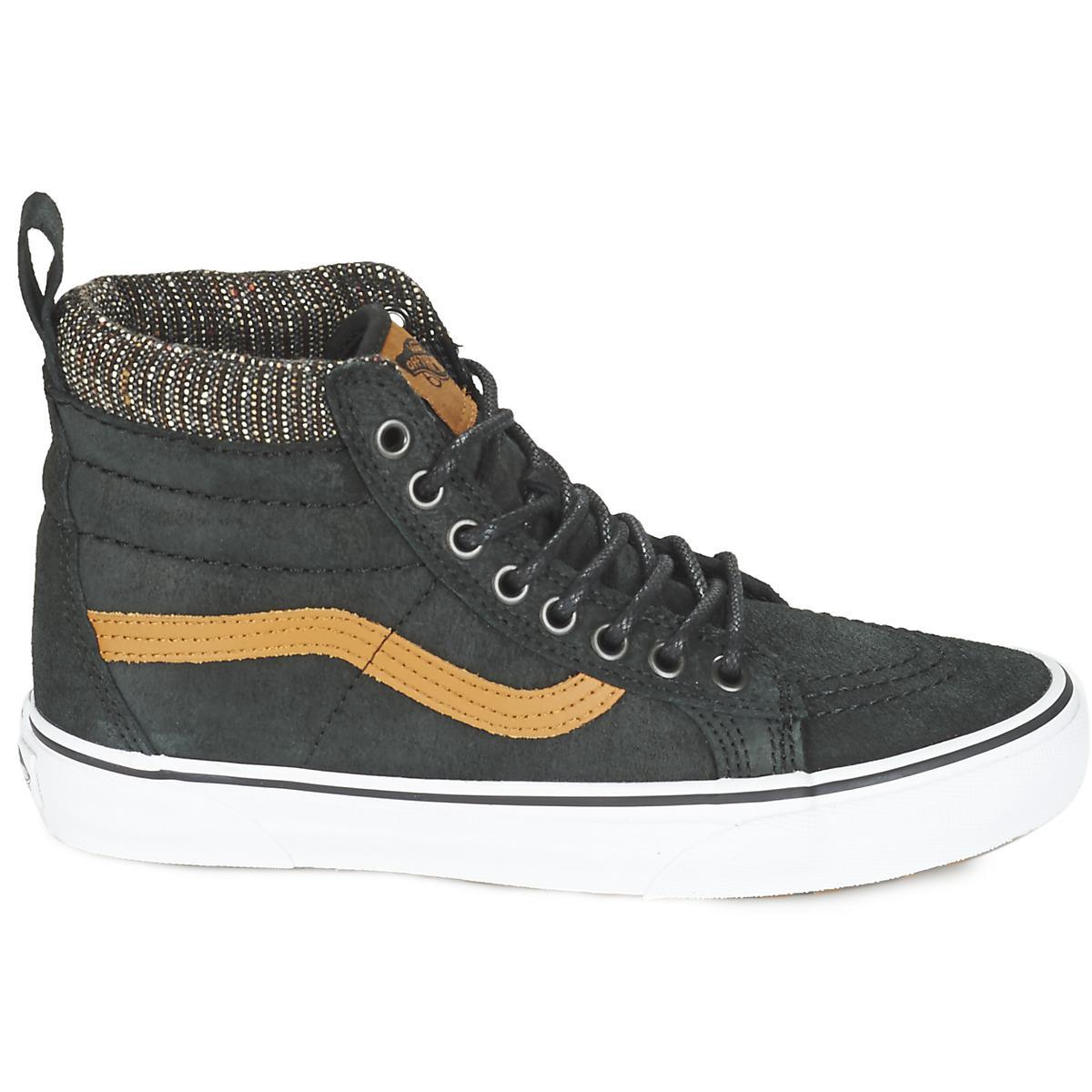 In Vans Shoes Trainers Mte high Sk8 Black Hi Save Top qvqwp0C