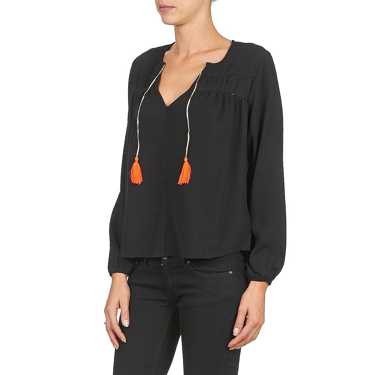 Betty London Dena Women's Blouse In Black - Save 23%