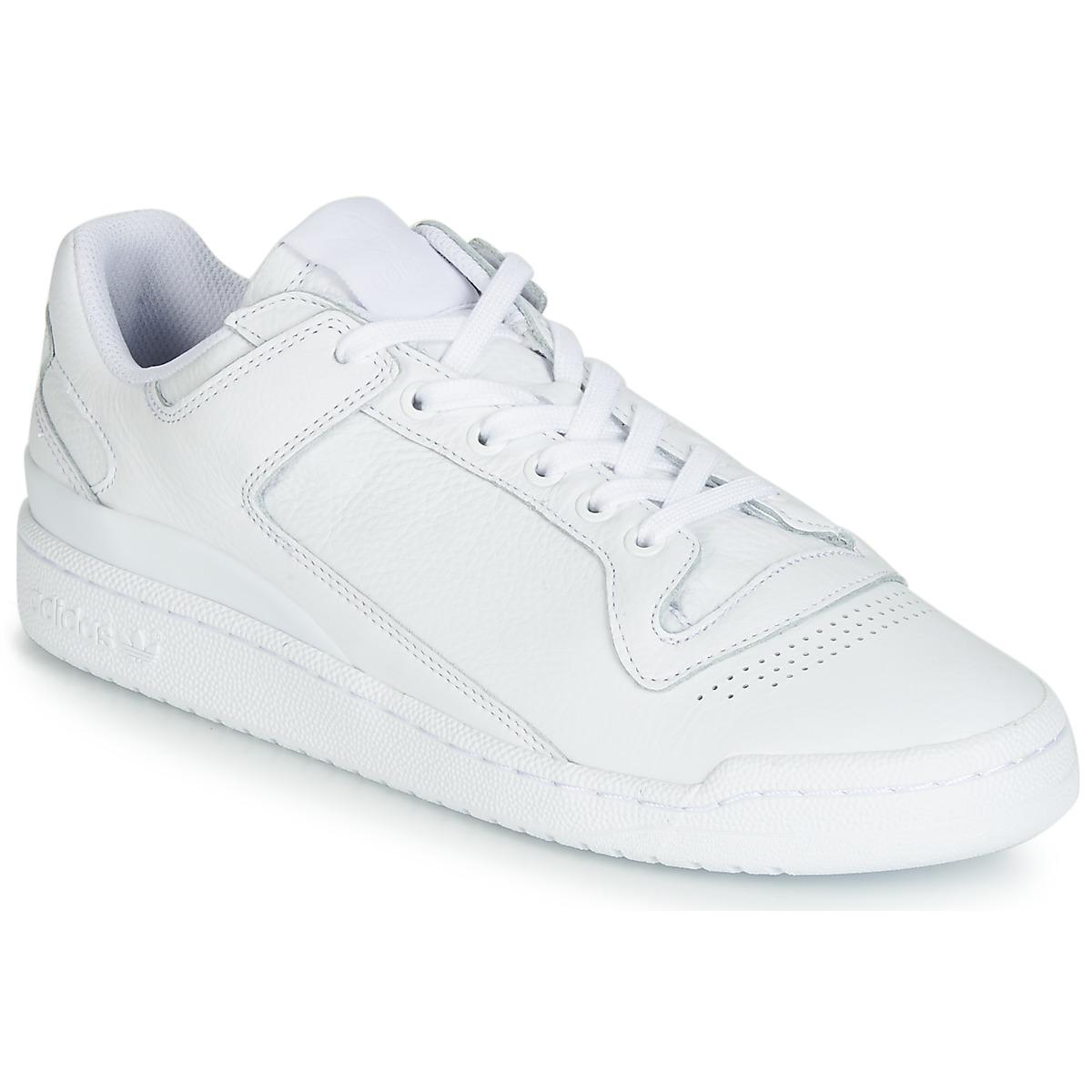 0d4f9f119c946f adidas Forum Lo Decon Shoes (trainers) in White for Men - Lyst