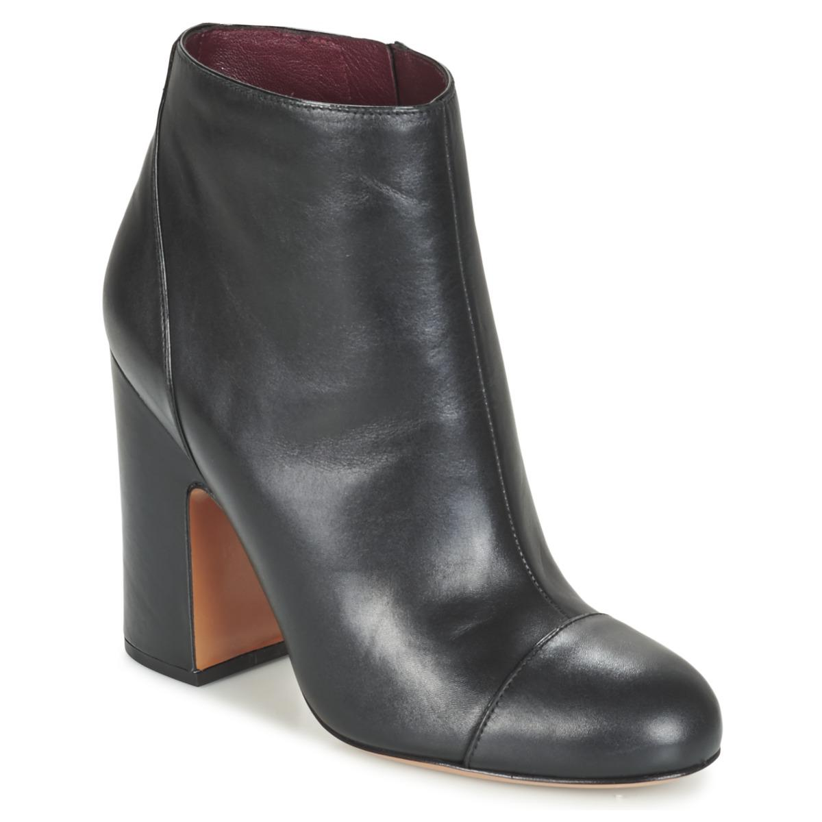 Fast Delivery Online Buy Cheap 100% Guaranteed Marc Jacobs DOLLS CORA women's Low Ankle Boots in Cheap Price Low Shipping Fee Order Online How Much qEWqw