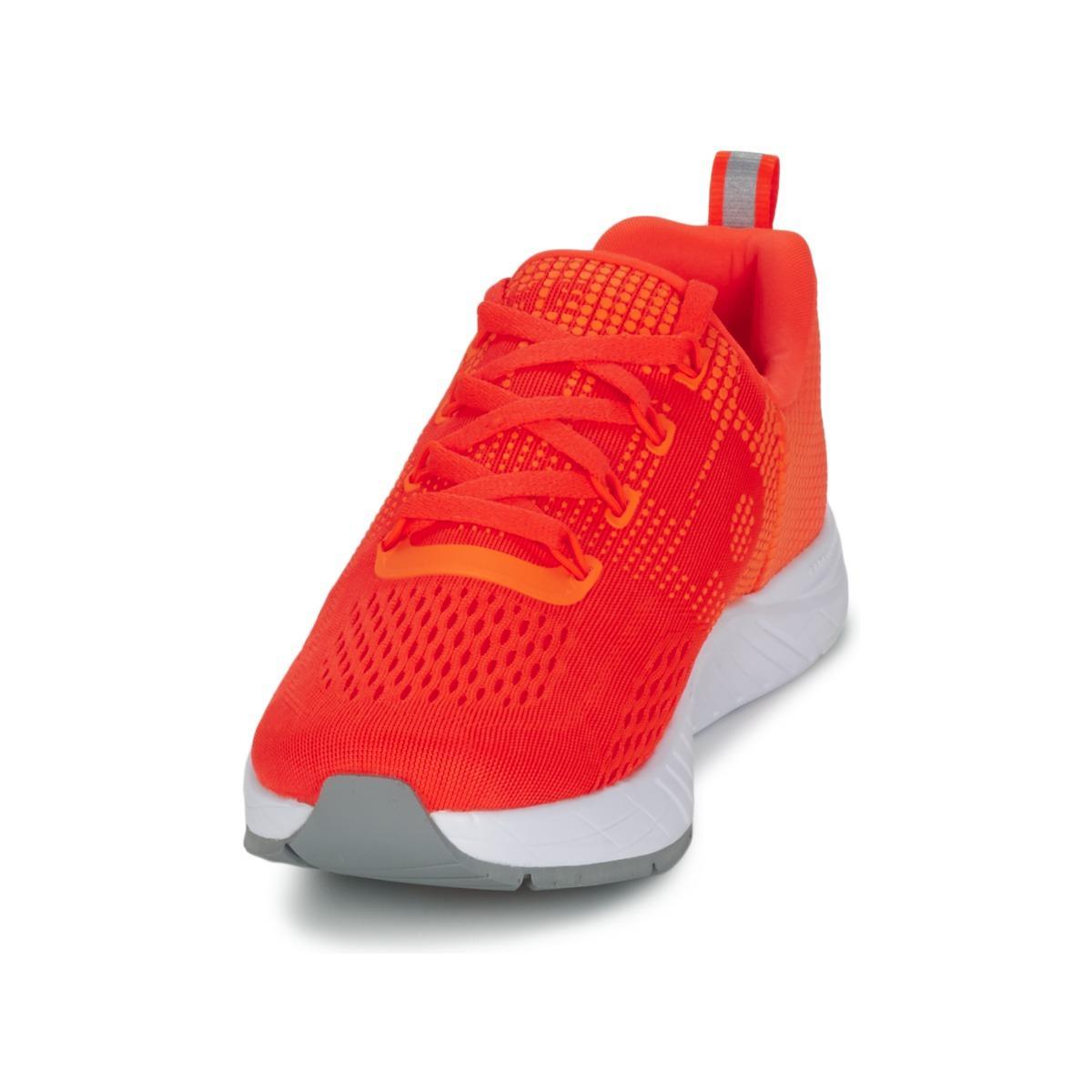 Reebok Cardio Pump Fusion Trainers in Orange