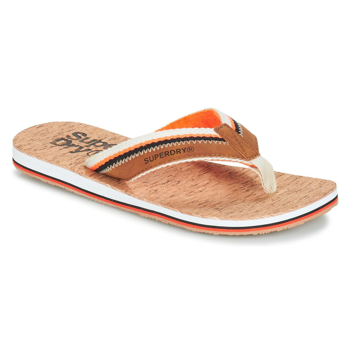 28e429fa5935 Superdry Roller Flip Flop Flip Flops   Sandals (shoes) in Brown for ...