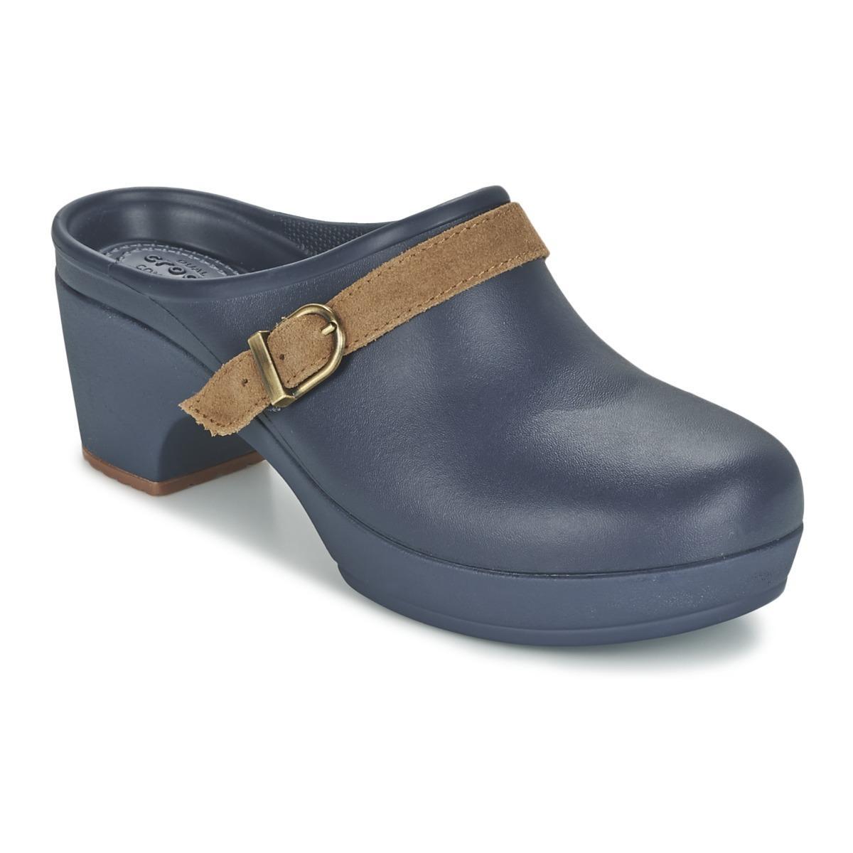 29ec49a3058 Crocs™ Sarah Clog Women's Clogs (shoes) In Multicolour in Blue - Lyst